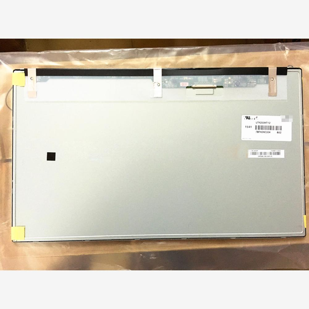 20 inch LTM200KT10 LCD Screen Display Panel for SAMSUNG LED LVDS 30 Pins