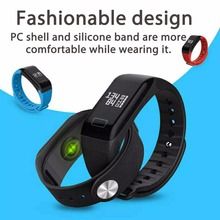 Waterproof Sports Watch with Blood Pressure and Heart Rate Fitness Tracker