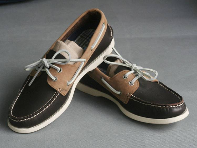 Sperry or Sperry Top-Sider is the original American brand of boat shoe designed in by Paul A. Sperry, older brother of writer and illustrator Armstrong Sperry, whose books often featured a sailing newlightish.tks, or Top-Siders, were the first boat shoes introduced into the boating and footwear markets. Today the Sperry brand is owned by Wolverine World Wide and is headquartered in Waltham.