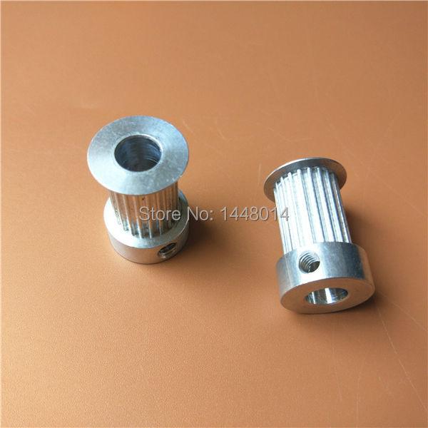 3pcs original new Small Y motor gear for Mimaki JV33 TS34 JV22 JV5 printer pulley free