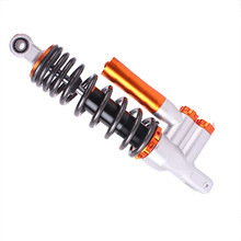Inverted rear shock absorber 320mm hole spacing for pedal motorcycle scooter  yamaha force/rsz and other similar  motorcycles