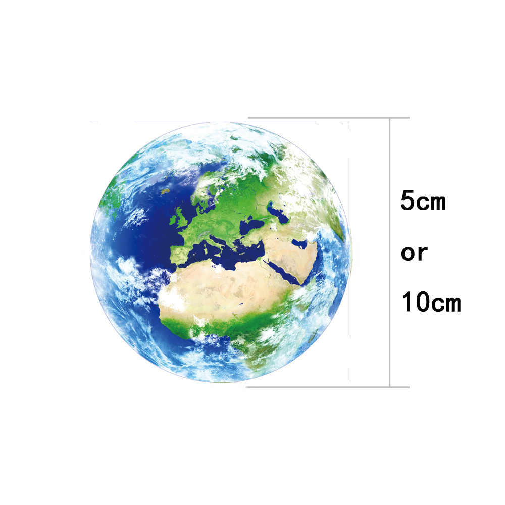 ILOKY-hot-sale-3D-wall-stickers-for-kids-rooms-luminous-stickers-blue-light-moon-earth-wall(1)