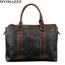 Модный брендовый дизайнерский мужской портфель ранец сумки для