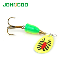 Spinner Bait 8pcs/lot Fishing Lure Bait 5g,8g,11g,13g Bass Baits Fishing Hooks Spinner Metal Lure Isca Artificial