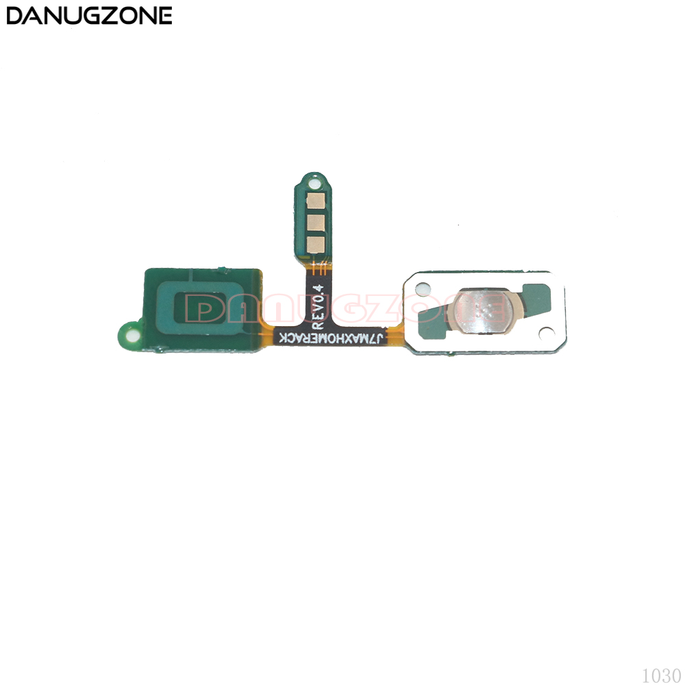 Home Button Sensor Flex Cable For Samsung Galaxy J4 2018 J400 J400M J400G SM-J400