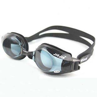 870c591bee14 Cheap black prescription swim goggles for men and women