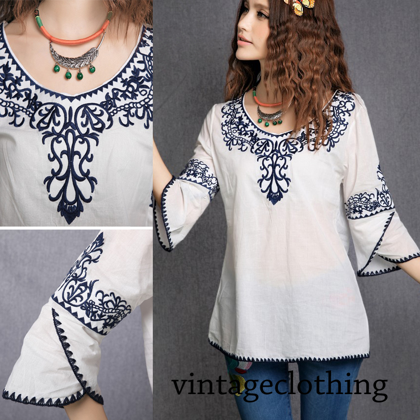 7aea48a526ba Compra mexican clothes fashion y disfruta del envío gratuito en  AliExpress.com