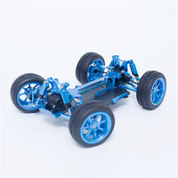 1/18 4WD Upgrade Metal Accessories Kit for WLtoys A959 A979 A959B A979B RC Car Parts Accessories