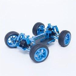 1/18 4WD aktualizacji dodatki metalowe zestaw dla WLtoys A959 A979 A959B A979B części do zdalnie sterowanego samochodu akcesoria