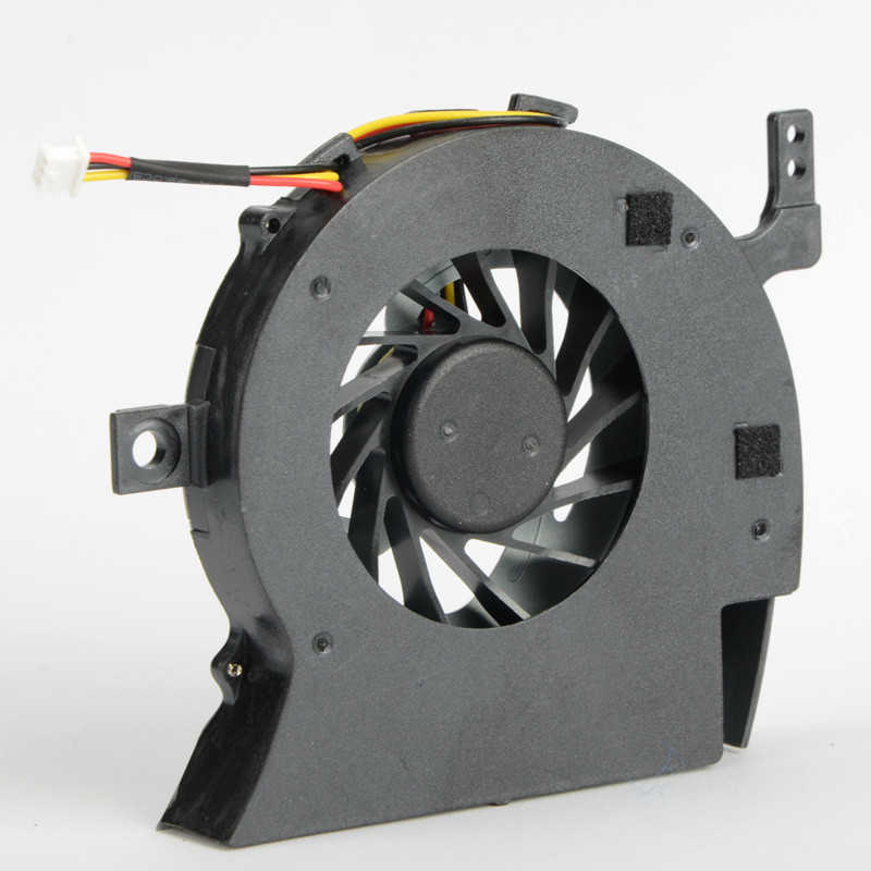 Notebook Computer Processor Cooling Fan Fit For Toshiba L600 L645 L640 Series AB7805HX-GB3 Laptop Replacements CPU Fan
