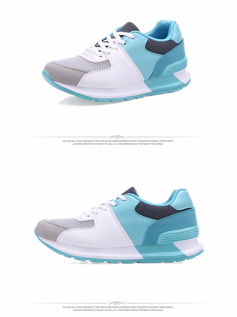 IYOUWOQU Running shoes for women Sneakers shoes 17 New listing Summer Breathable Outdoor Sports Women trekking walking Shoes 7