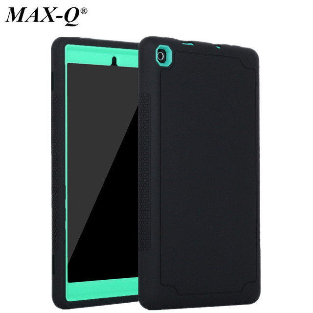 hot sale online ae5af 5d7b0 US $16.24 |For Amazon Kindle Fire HD 10 Tablet Case Kids Baby Safe Armor  Shockproof Heavy Duty Hybrid Soft Silicone Hard Plastic Cover-in Tablets &  ...