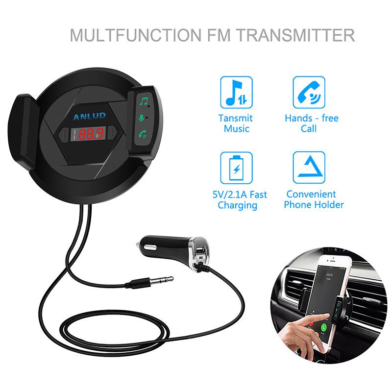 car phone holder fm transmitter (15)
