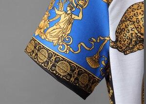 Image 4 - 2019 פולו גברים פולו חולצות עסקי גברים של בגדי רקמת Homme למעלה איכות