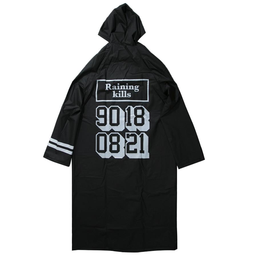 Unsex Men Women Waterproof Windbreaker Jacket Patchwork Coat for Spring Hip Hop