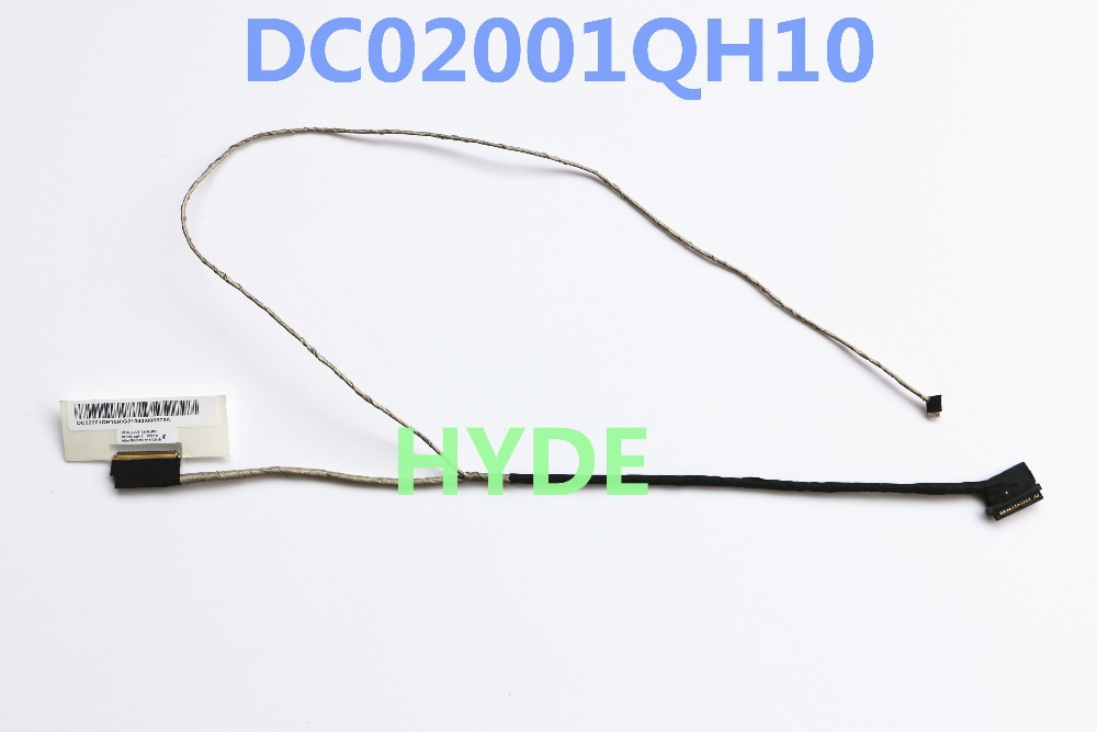 NEW VILG2 DC02001QH10 DIS LVDS CABLE FOR LENOVO G400S G405S Video LCD LVDS CABLE