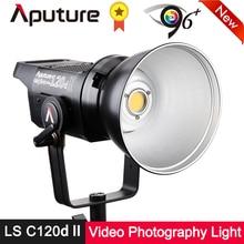Aputure LS C120D II COB Light 5 Lighting Effects CRI TLCI 96+ Bowens V-mount for Film TV Photo Studio Video Photography Lighting