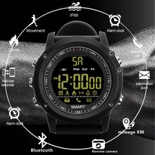2019 New Rugged Smartwatch 36-months Standby Time 24h All-Weather Monitoring Pedometer calorie Smart Sport Watch For IOS Android zeblaze vibe 4 smart watch hybrid flagship rugged smartwatch 50m waterproof 33 month standby time 24h all weather monitoring