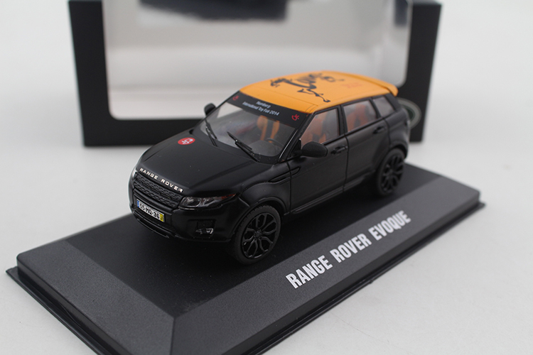 Original 1:43 Aurora 5 Edition SUV Alloy model Year of the Horse Memorial Edition Favorites Model state of decay year one survival edition