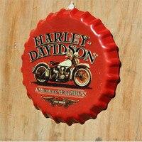1 יחידות של בקבוק בירה פלאק לוחית מתכת דקורטיבית Vintage מתכת לחתום Vintage אמנות קיר פאב בית תפאורה