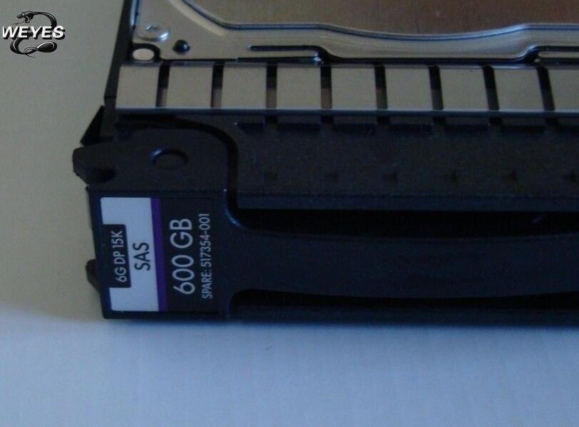 все цены на  Server hard drive 516828-B21 517354-001 600G 15K SAS 3.5