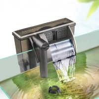 110-240 V Sunsun HBL301 HBL-501 HBL-502 HBL-601 HBL-701 HBL-403 Aquarium Filtre Biochimique D'aquarium Filtre Cascade