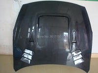 Carbon Fiber Front Hood Bonets Designed For Skyline GT R R35 Of The PCS Style