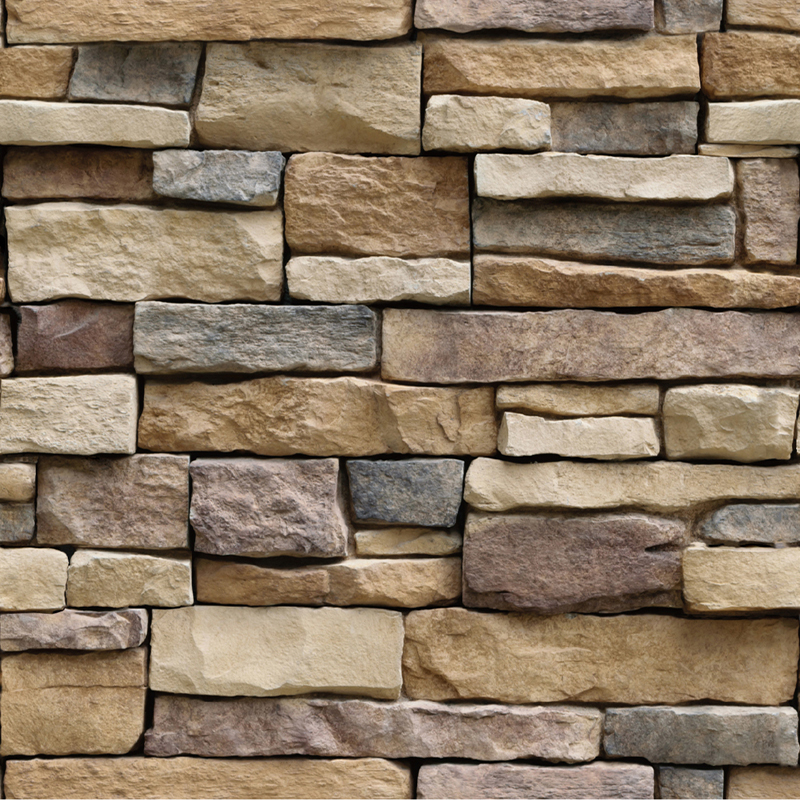 10M 3D Wall Stickers Wall Paper Brick Stone Effect Waterproof Self-adhesive Wallpaper Home Decor Living Room Papel De Parede 3D