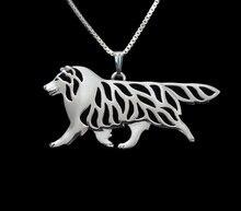 Ожерелье в стиле бохо с героями мультфильмов из сплава подвеской