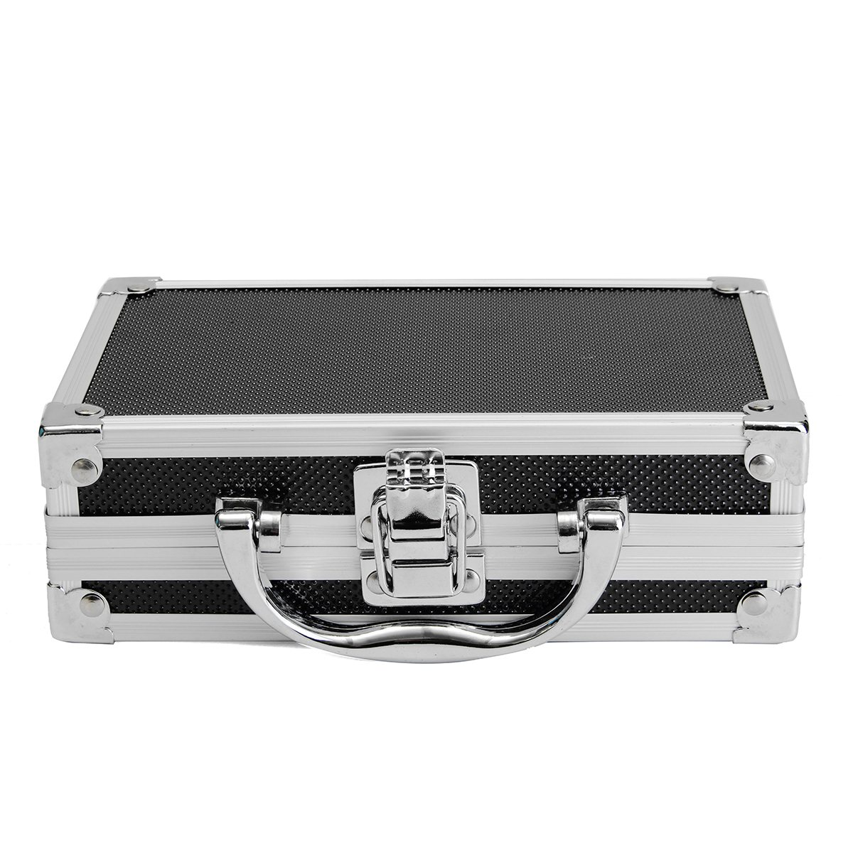 Aluminium Alloy Tool Box Handle Storage Suitcase Travel Luggage Organizer Case