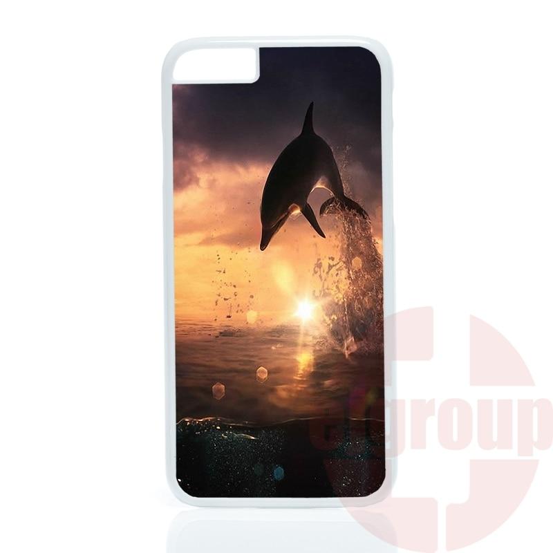accessories Pouches cute blue dolphin sea For Nokia Lumia 540 550 630 640 830 950 X2 XL For Xiaomi Max Redmi Note 4