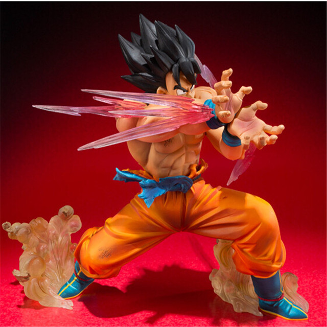 Dragon Ball Z Goku Figures