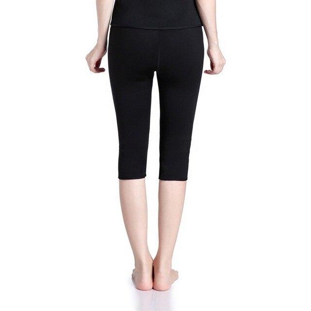 Women Slimming Pant Sweat Sauna Body Shaper Neoprene Belt Women Slimming Fat Burning  Neoprene Sauna Sweat 3