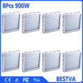 8PCS USA/DE/AU/UK Stock 3 Year Warranty Bestva 900W Full Spectrum ,IR,UV  LED grow light for Indoor Plants and Flower Phrase