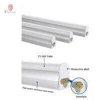 5 Pçs/lote Substituir Tradicionais de Tubo Super Brilhante LED T5 T8 Lastro Fluorescente 30 CM 1 Pés de Fixação LED Strip dinastia Navio Livre