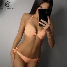 Привлекательное бикини купальник женский с пуш ап сексуальные