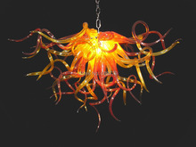 Free Shipping New Arrival Murano Glass Crystal Modern Chandelier  цена и фото