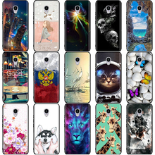 Phone Case For Meizu M5S Case Cover for Meizu M5s Cover 3D F