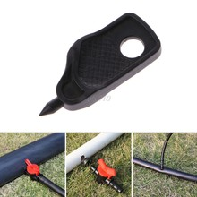 4mm Mini Drip Irrigation Hole Punch Fitting Water Pipe Irrigation Garden Tools S09 Drop ship(China)