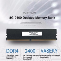 Vaseky DDR4 Fourth Motherboard 8G Memory Capacity 2400HMz Desktop Memory Bank For High Running Increase Transmission
