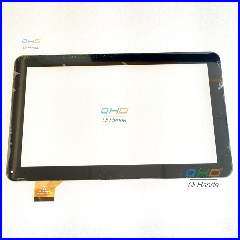 Black White 10.1 -inch HK10DR2438 HK10DR2438-V01 external capacitive touch screen capacitance panel handwritten Free Shipping window n12 touch capacitive touch screen handwritten screen