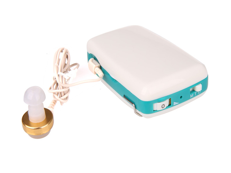 best gift for elderly Pocket Hearing Aid Deaf Aid Sound
