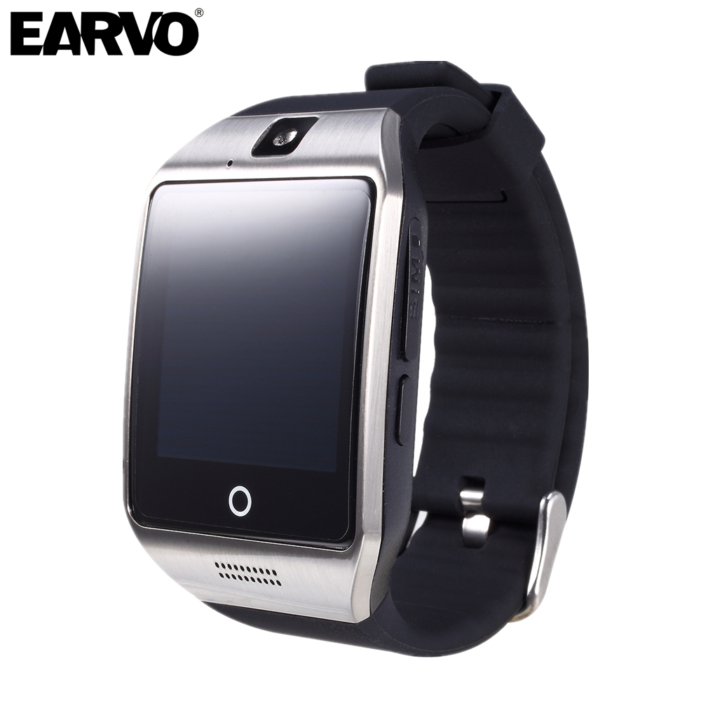 Original Apro 8GB Memory Connected Bluetooth Clock Wristband Smart Health Watch Phone PK DZ09 F69 Q18