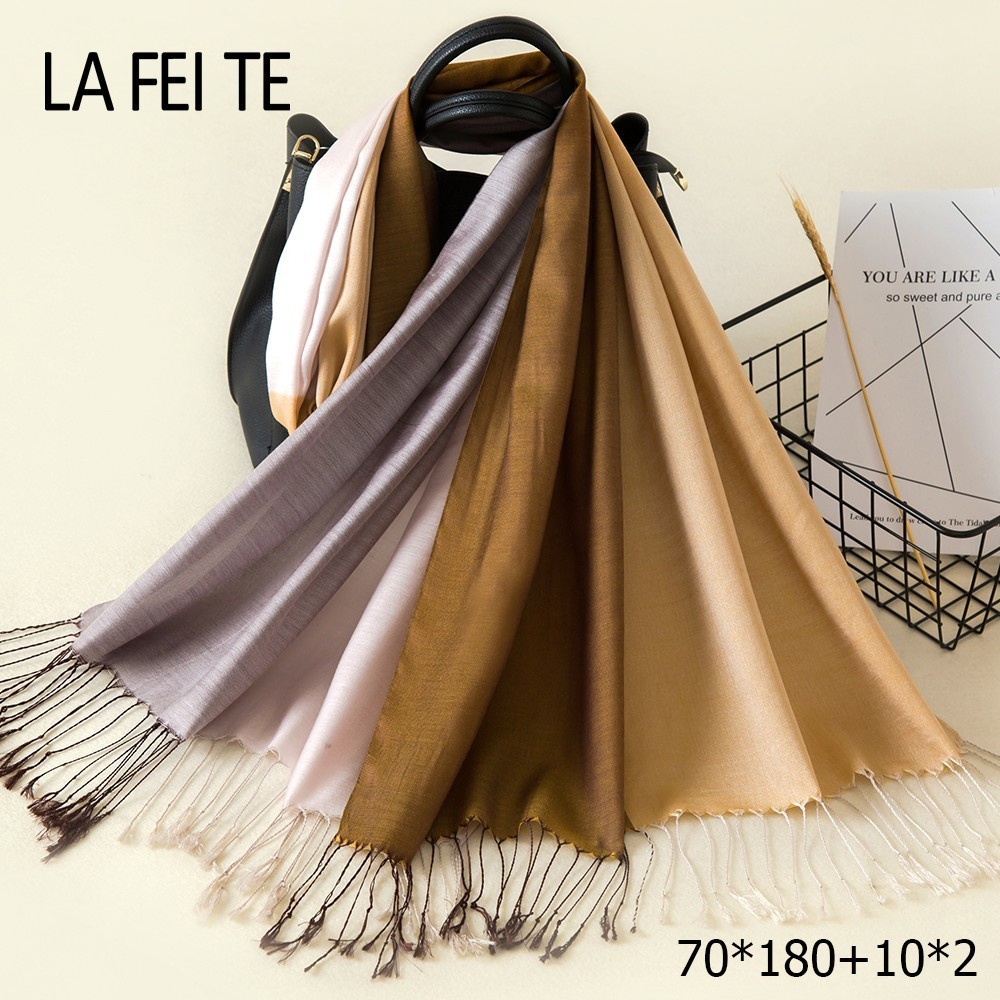 Cotton Scarf Women 2018 Kerchief Foulard Femme Neckerchief Beach Head Hair  Hijab Shawl Stole Long Viscose Women Scarf For Ladies-in Women s Scarves  from ... 9c160c67144