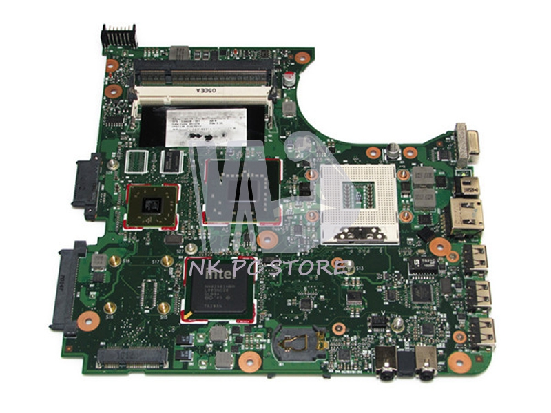 538408-001 578969-001 Main Board For HP Compaq CQ511 610 Laptop Motherboard PM965 DDR2 ATI GPU with Free CPU ноутбук hp compaq 15 ay044ur