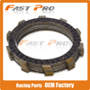 7 Pcs Clutch Plate Disc Set Friction For YAMAHA YZF R3 YZFR3 YZF R3 YZFR3A YZF