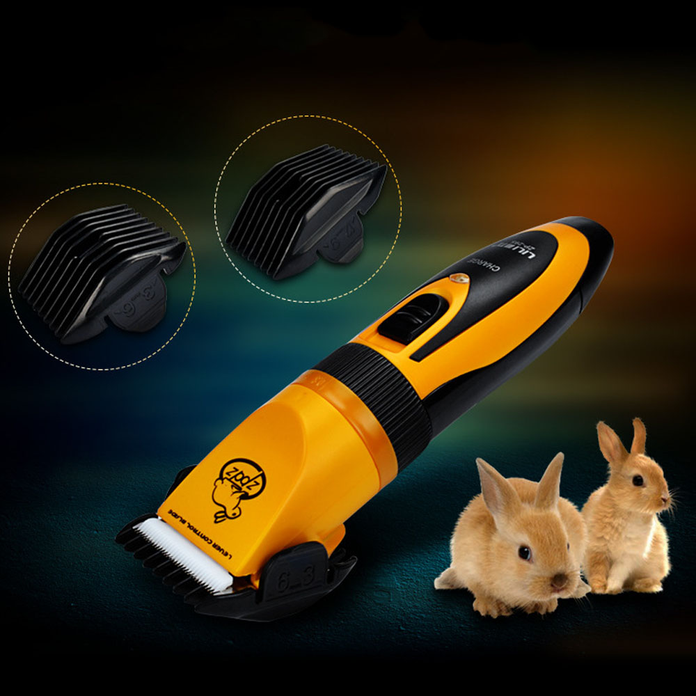 цена на LiLi Electric Hair Clipper Trimmer Hair Removal Shaving Hair Cutting Machine Pet Dog Grooming Remover Cutter