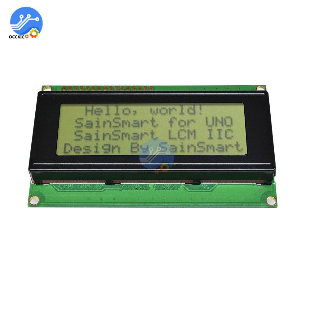 LCD2004 IIC/I2C จอแสดงผล LCD 2004 20X4 5 V