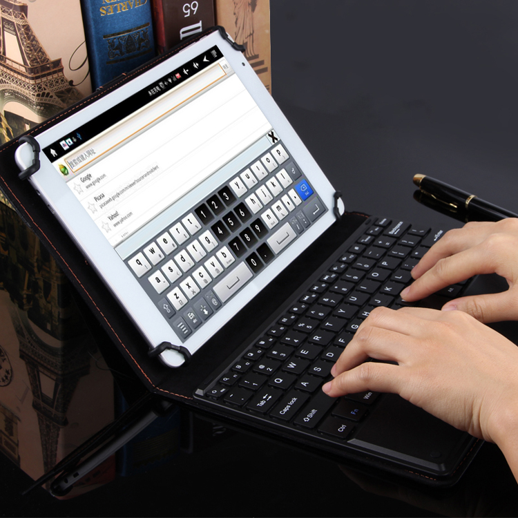 Bluetooth Keyboard and Stand Compatible with The Huawei MediaPad T3 10 Navitech USB-C//Type C Docking Staion