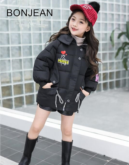 2018 Children's down jacket winter new small children's Korean version fashionable coat warm tide clothing ntpl44 2016 new arrival women s luxury jacket short paragraph korean version nagymaros collar female was thin tide coat mz575 page 4